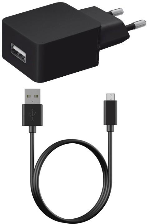 FELICITY 2AMPCH-2AMPCH-BlackBerryCurve8300 Mobile Charger(Black)