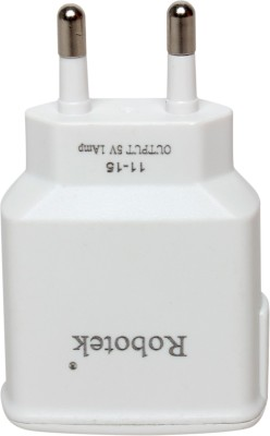 Robotek White Battery Charger