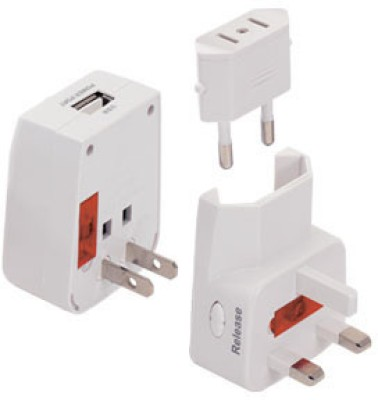 STK MCWOADUSB/BL2 World Travel USB Charger Adapter