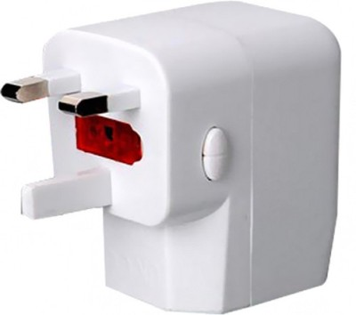 Jazam Power Plus World Travel adaptor (with fuse protection) Battery Charger