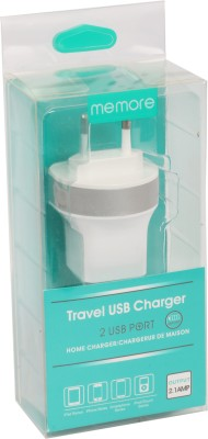 memore MMWP2-Silver Battery Charger