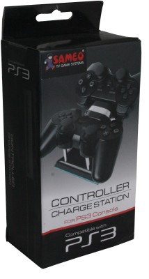 Sameo PS3 Controller Charging Station Charger