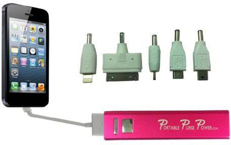 Portable Purse Power PO-40-32 Mobile Charger