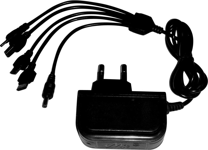 MIE 5 Mobile Charger(Black)