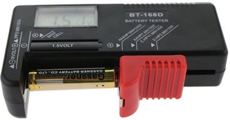 Divinext BT-1689 Digital Battery Tester