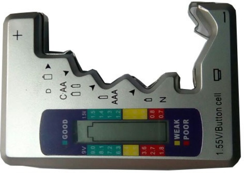 Bellstone BO-CH-AS Digital Battery Tester