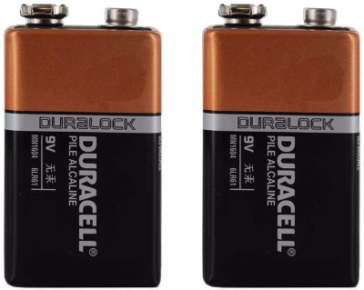 Duracell  Battery - 9V