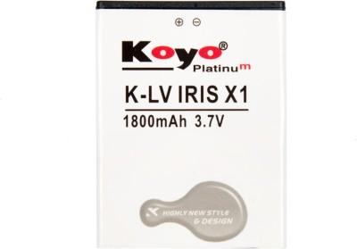 Koyo  Battery - Lava Iris X1