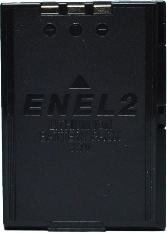 Power Smart Battery - 3.7V Li ion Rechargable Pack For NKN EnEl2