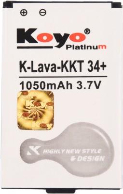 Koyo  Battery - Lava Kkt 34+