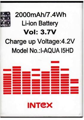 Intex  Battery - Intex Aqua I5 HD