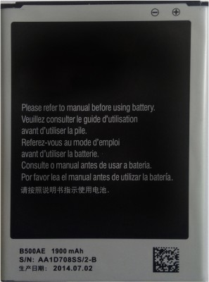Comtop  Battery - High Quality- For S4 Mini I9190 B500AE