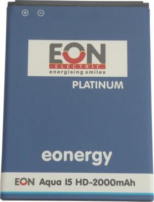 Eon  Battery - For Intex Aqua i5 HD (2000mAh)