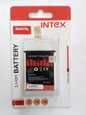 Intex  Battery - I CLOUD Y11/AQUA 3G