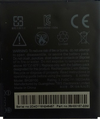 Comtop  Battery - High Quality- For Raider 4G Holiday BH39100