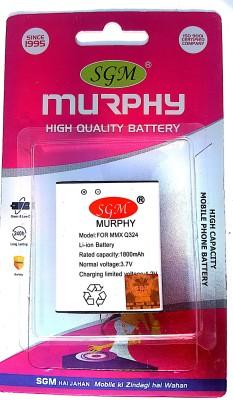 SGM MURPHY  Battery - Q 324