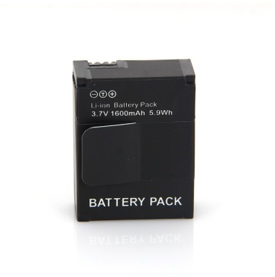 Power Smart  Battery - AH DBT 201 301 3.7V 1600mAH 5.9 WH Li ion Battery For GoPro Camera Hero 3 And Up