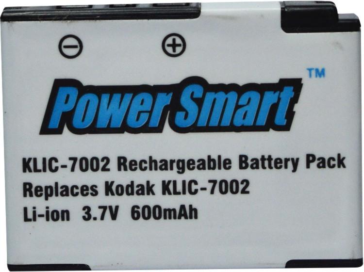 Power Smart Battery - 3.7V Li ion Rechargable Pack For KDK Klick7002