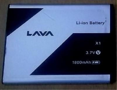 Lava  Battery - Iris X1 Battery 1800mAh