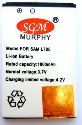 SGM MURPHY  Battery - L 700