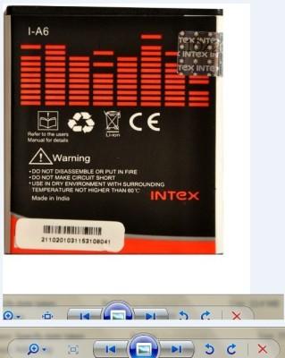 Intex  Battery - I-A6