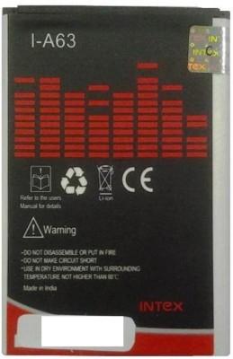 Intex  Battery - Micromax A63 Canvas Fun