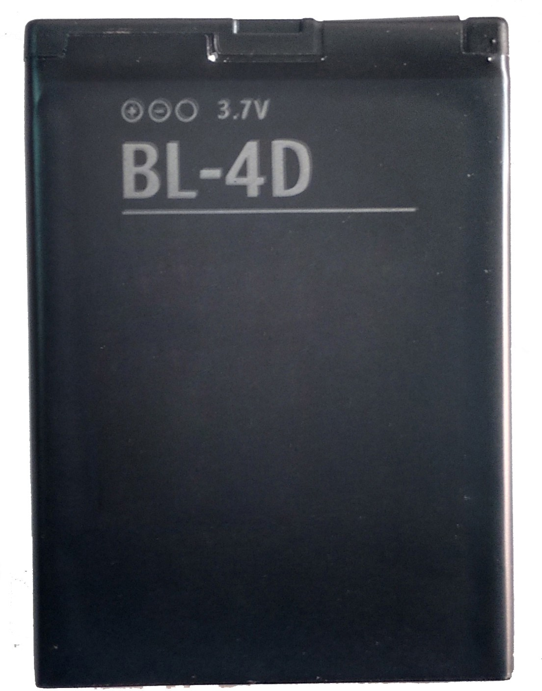 Nitro  Battery - Super Quality- For BL-4D(Black)