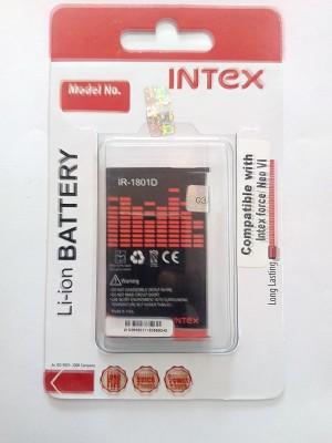Intex  Battery - intex 1801 d