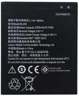 Iconic  Battery - For Lenovo A6010 Plus BL242