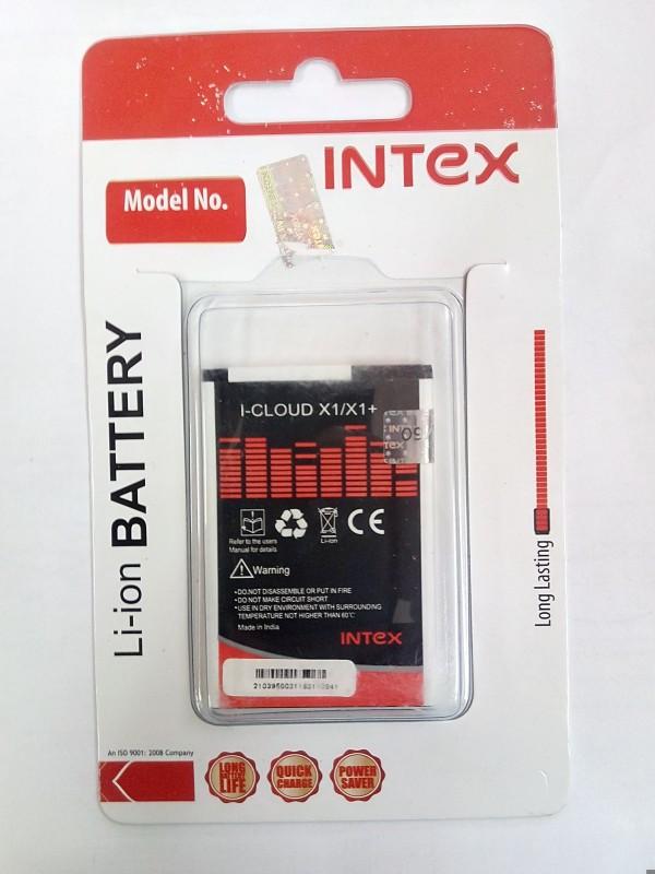Intex  Battery - INTEX I CLOUD X1/X1+(RED,BLACK)