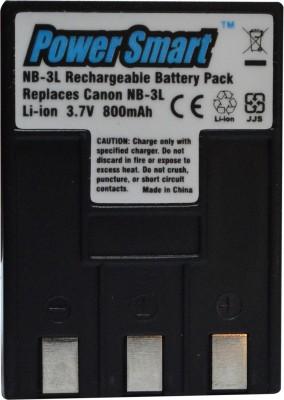 Power Smart  Battery - 3.7V Li ion Rechargable Pack For CANN NB3L
