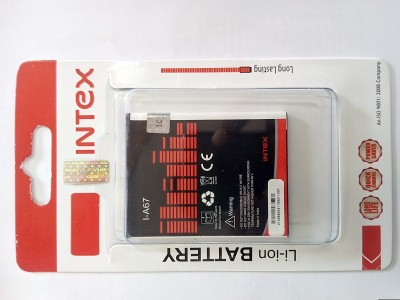 Intex  Battery - micromax i-a67