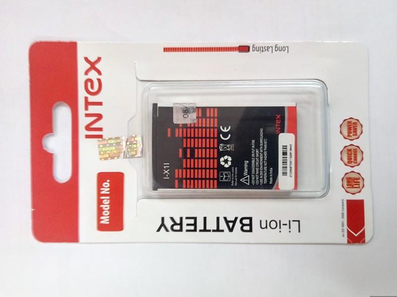 Intex  Battery - MICROMAX X1 LI(Red, Black)