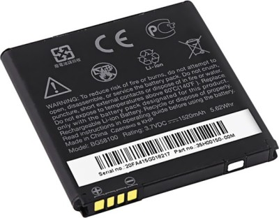 Stycoon  Battery - BG58100 - Replacement for HTC Sensation
