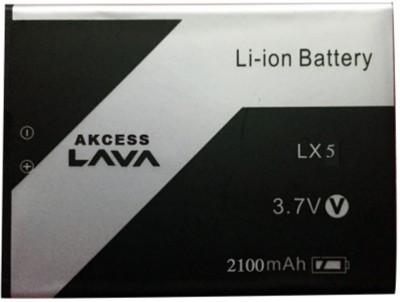 UniqueEnterprises  Battery - Lava Battery-X5