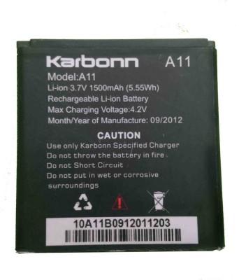 UniqueEnterprises  Battery - Karbonn Battery-A11