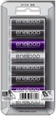 Sanyo Eneloop  Battery - HR-3UTGB8UTM