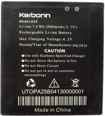 UniqueEnterprises  Battery - Karbonn Battery-A25