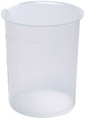 Micare 100 ml Flat Beaker(Pack of 12)