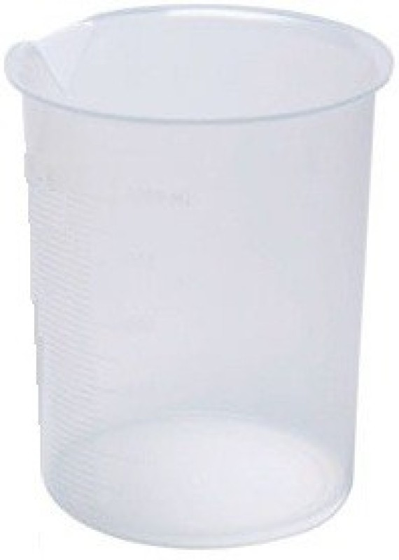 MiCare 500 ml Flat Beaker(Pack of 12)