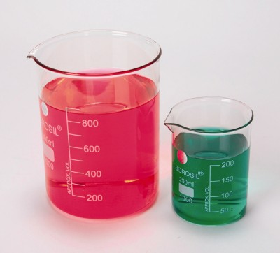 Saicor 250 ml Low Form Beaker