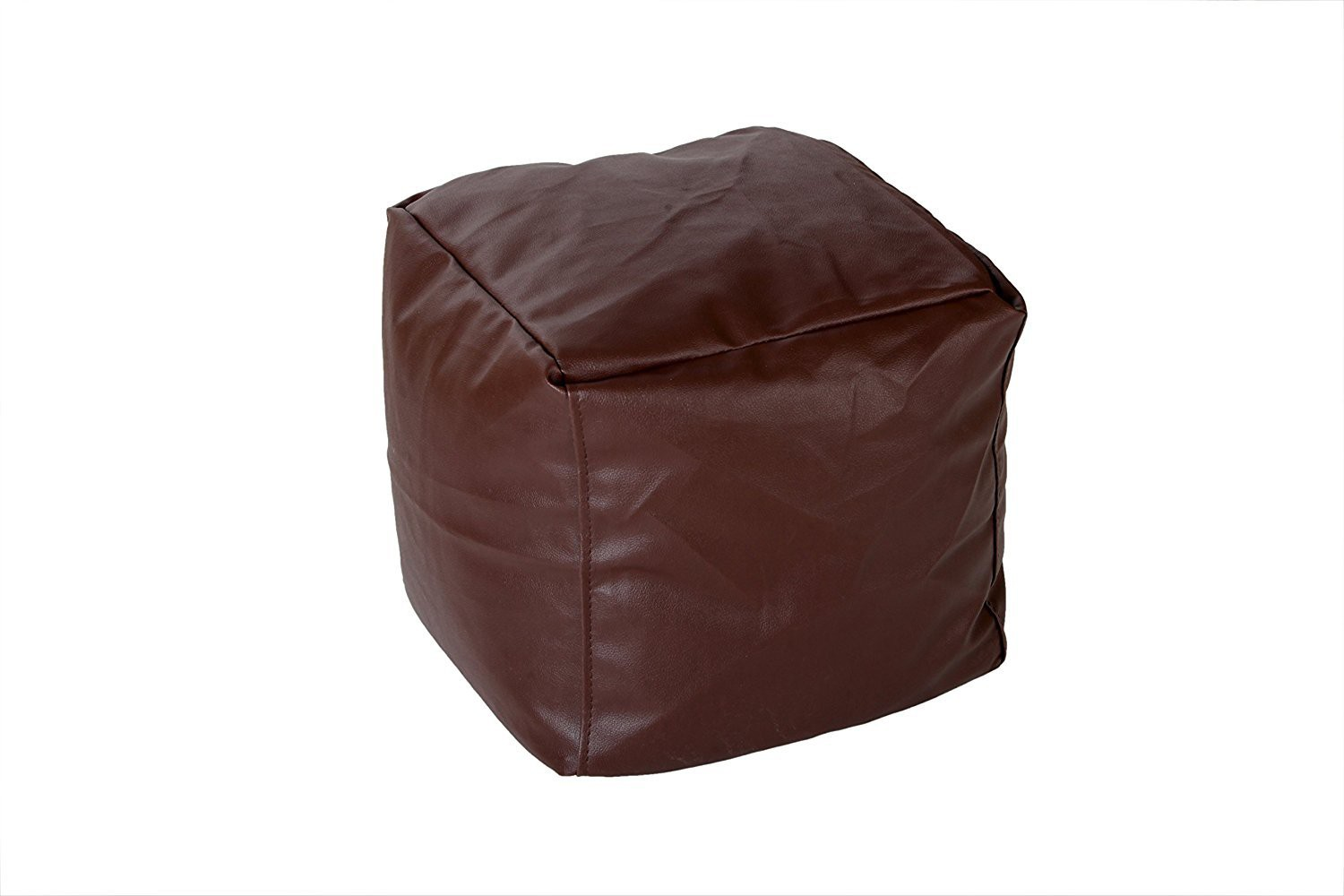 View Furniture Land Medium Bean Bag Cover(Brown) Furniture (Furniture Land)