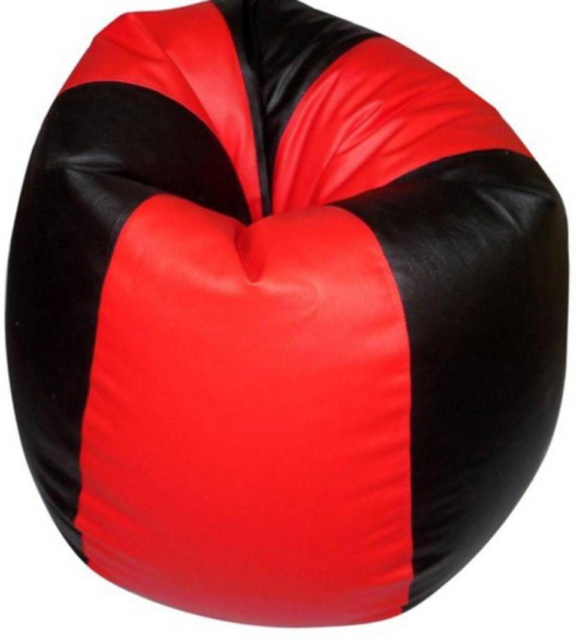 View hele XXL Bean Bag Cover(Red, Black) Furniture (hele)