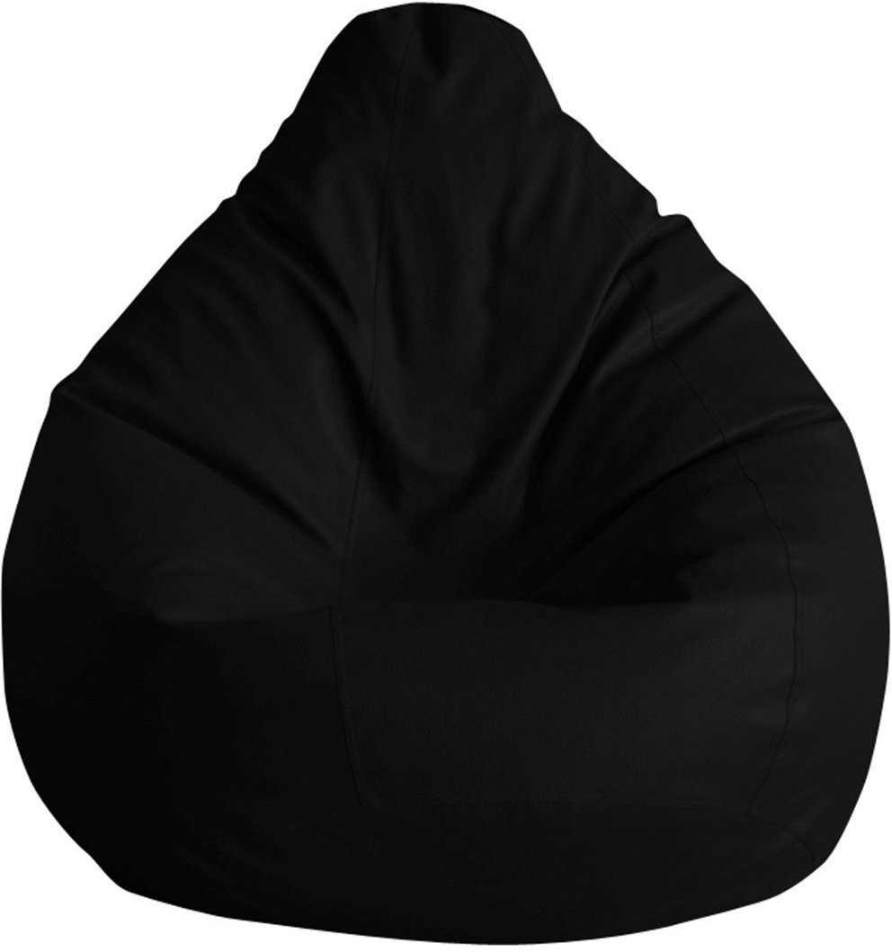 View ZARA XL Bean Bag Cover(Black) Furniture (ZARA)