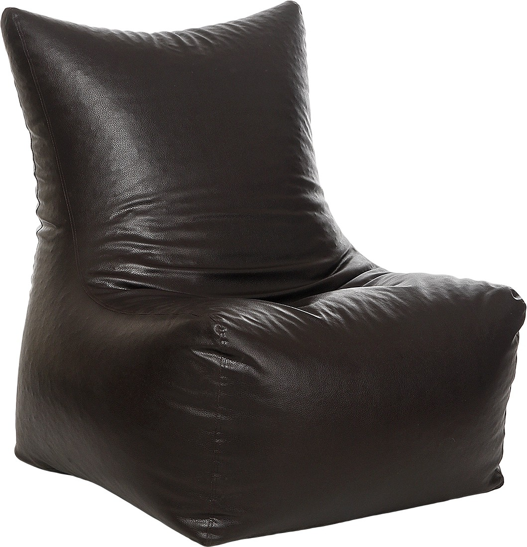 View Rehal XL Bean Bag Cover(Brown) Furniture (Rehal)