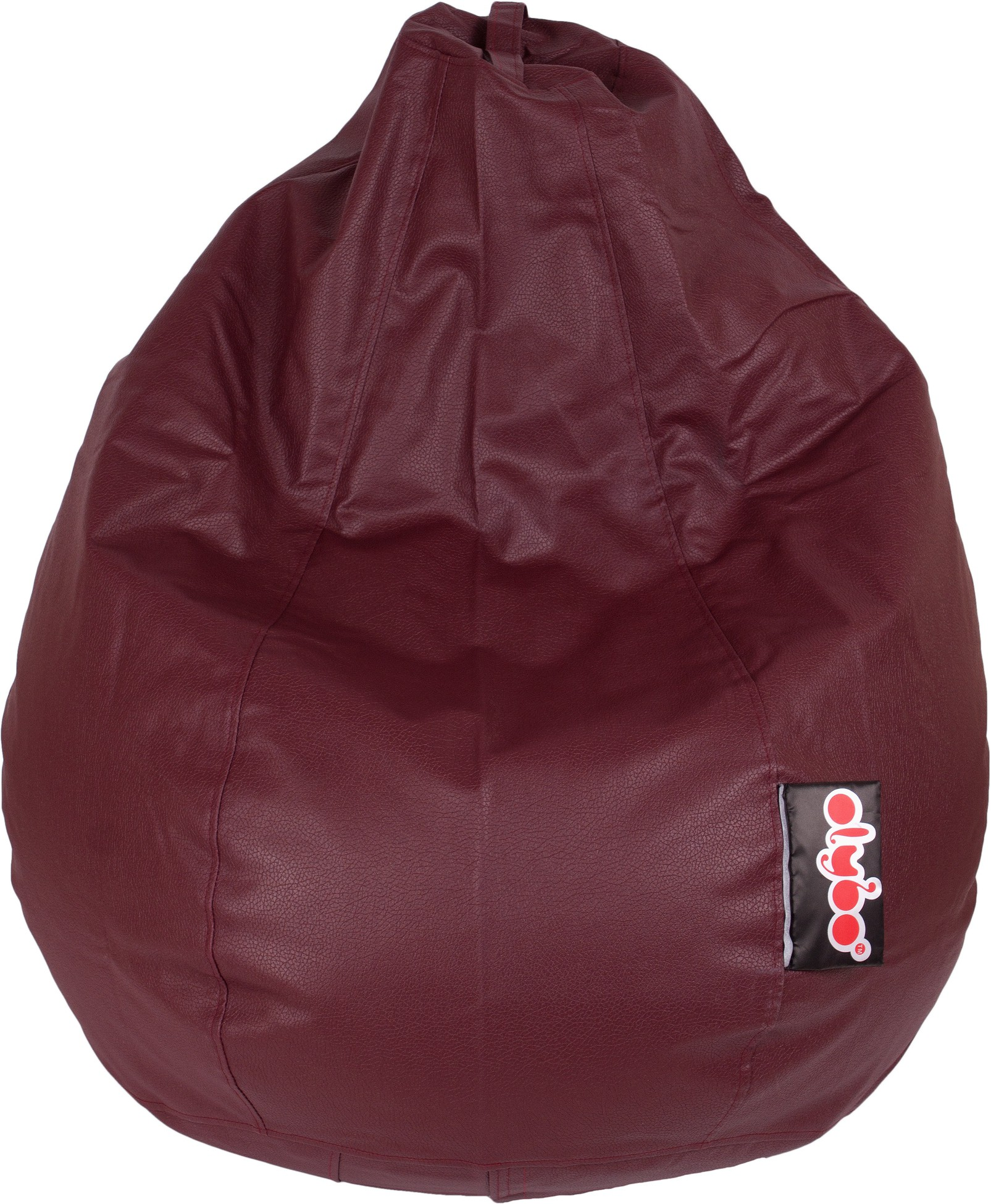 View Olybo XXL Bean Bag Cover(Maroon) Furniture (Olybo)