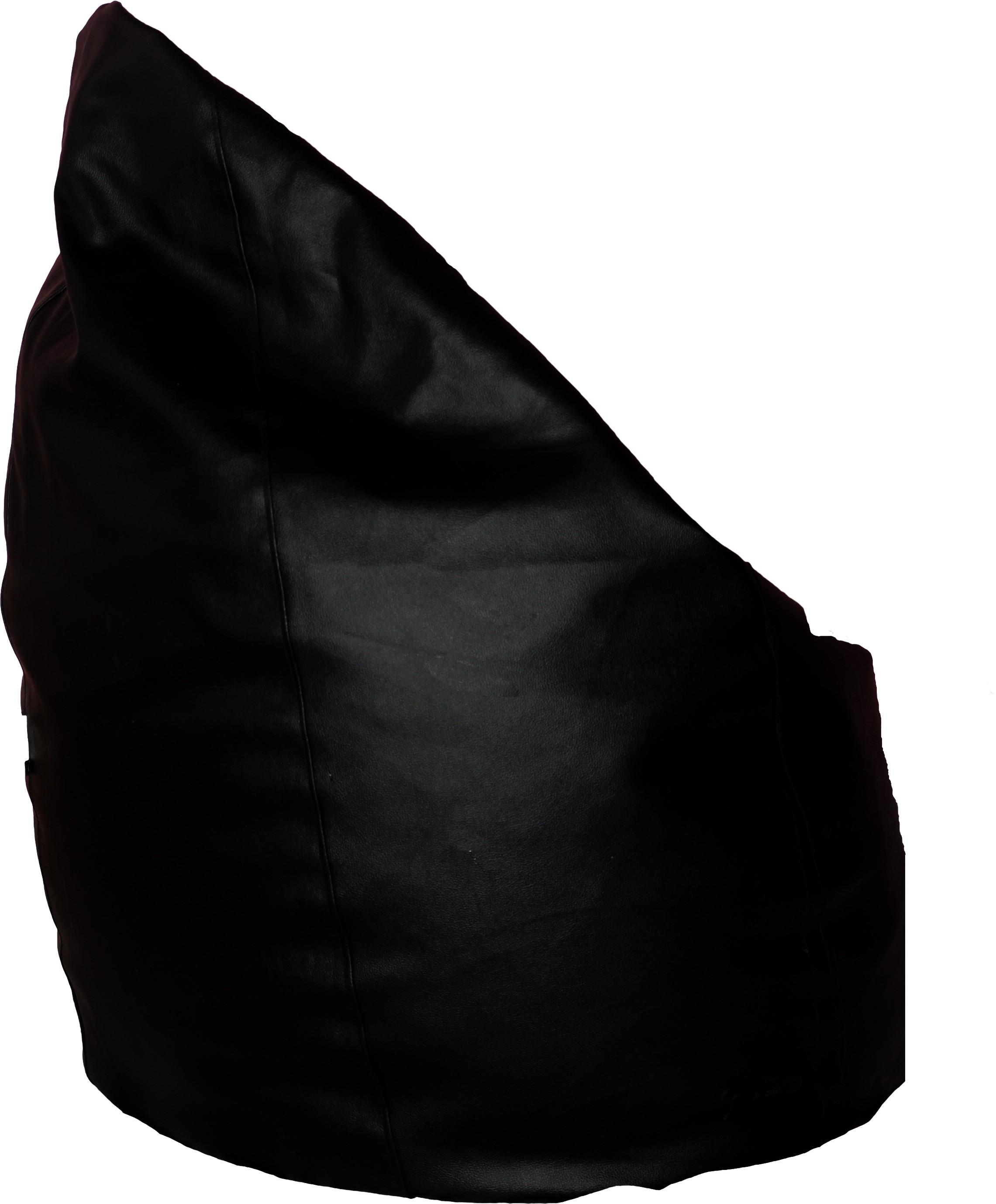View Amaze XXL Bean Bag Cover(Black) Furniture (Amaze)