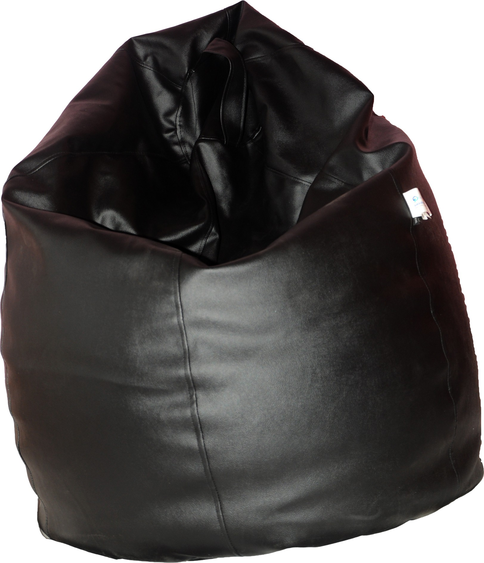 View Amaze XXL Bean Bag Cover(Black) Furniture (Amaze)