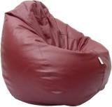Relax XL Bean Bag Cover (Maroon)