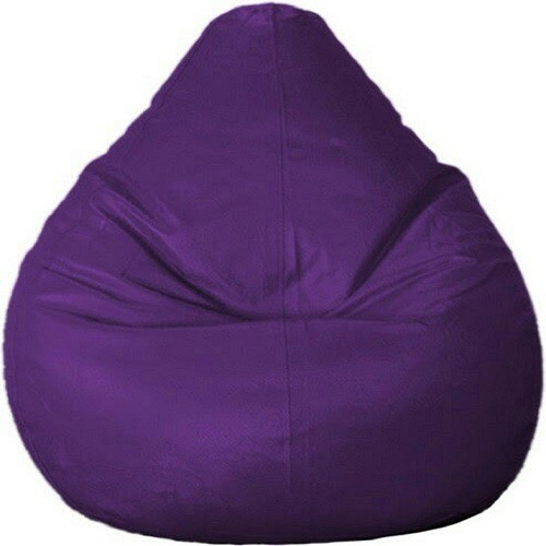 View Sultan XXXL Bean Bag Cover(Purple) Furniture (Sultan)